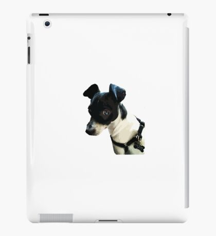 Carl the Rat Terrier iPad Case/Skin