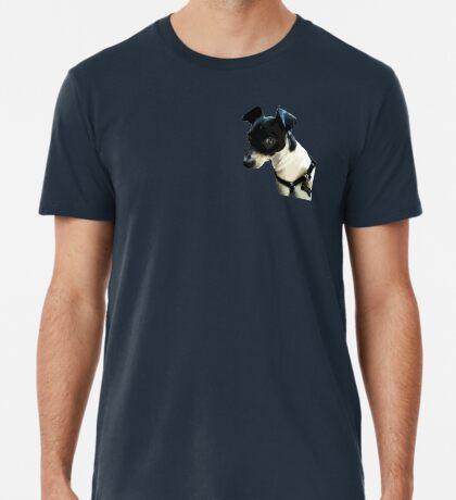 Carl the Rat Terrier Premium T-Shirt