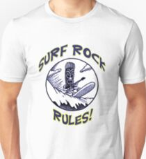 SURF ROCK RULES! T-Shirt