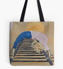 Alisha's Girl:  Backbend  Tote Bag