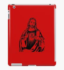 Sacred Heart Of Jesus iPad Case/Skin
