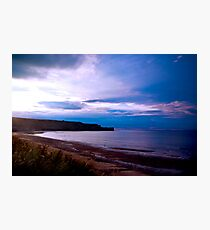 Sandsend Beach Photographic Print