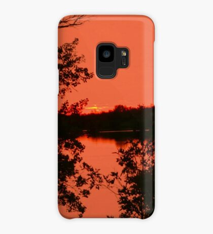 In the Still of the Night Case/Skin for Samsung Galaxy