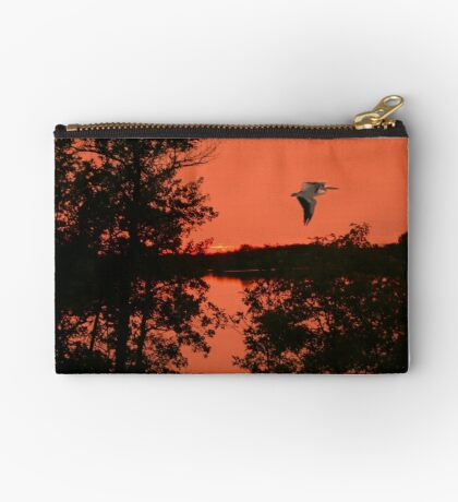 In the Still of the Night Studio Pouch