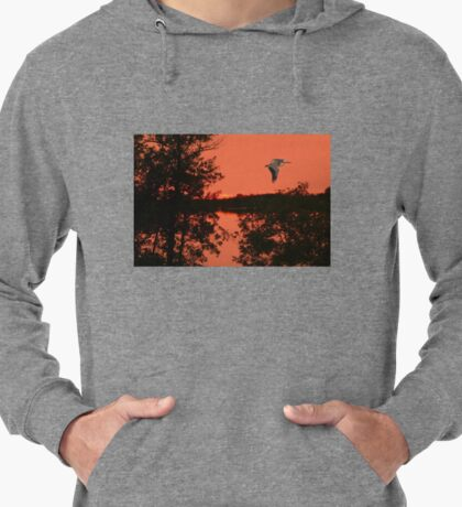 In the Still of the Night Lightweight Hoodie