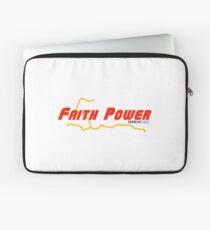 Faith Power Laptop Sleeve