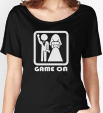 GAME ON 2 Women's Relaxed Fit T-Shirt