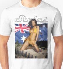 Stylus Apparel  - Aussie Pride T-Shirt