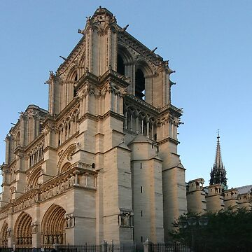 Notre Dame Cathedral, Paris by smallan