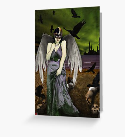 Path of the Dead Greeting Card