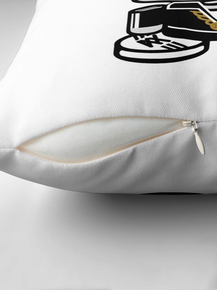 Alternate view of Hollis Geo'bot Throw Pillow