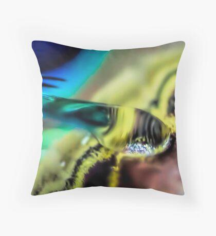 Slip Into Your Purse Throw Pillow