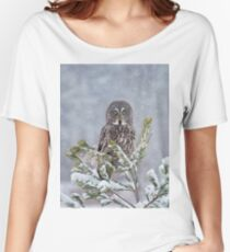 Great Gray Tree Ornament Women's Relaxed Fit T-Shirt