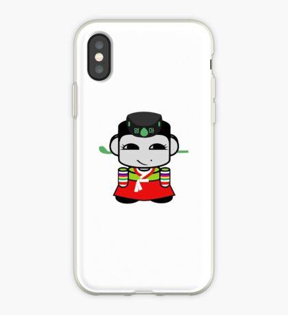 Umma Korean Geo'bot 1.0 iPhone Case