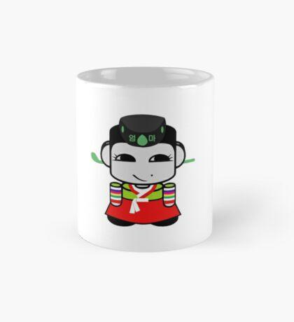 Umma Korean Geo'bot 1.0 Mug