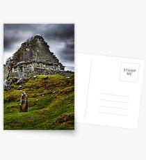 Cill Chriosd Kirk Postcards