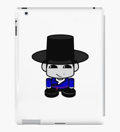 Appa Korean Geo'bot 1.0 iPad Case/Skin