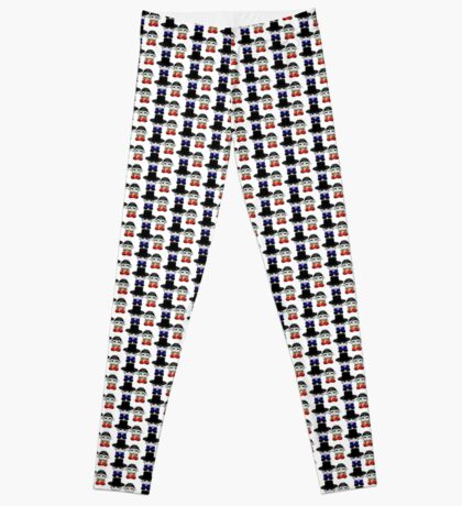 Appa & Umma Korean Geo'bot 1.0 Leggings