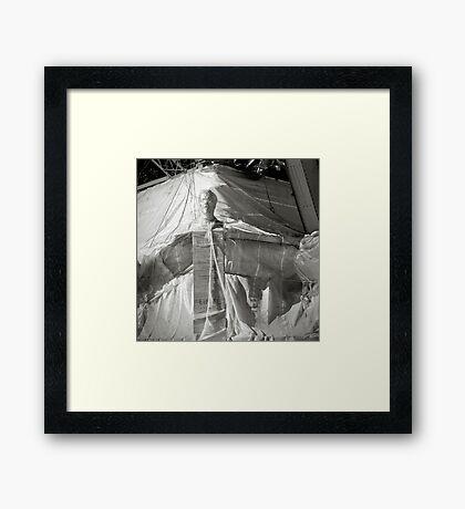 Gustave Eiffel Framed Print