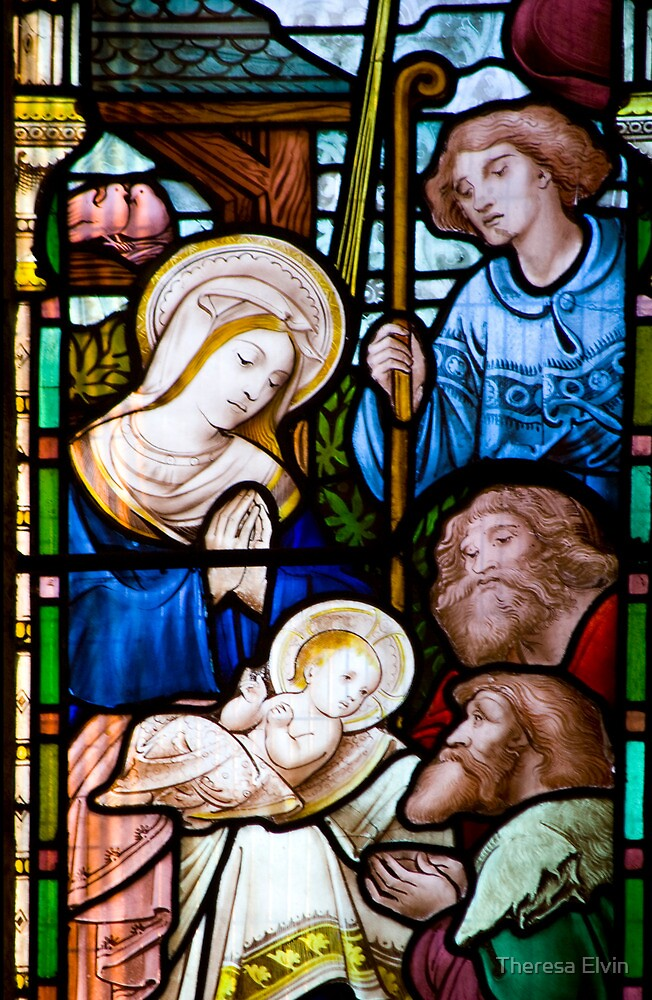 The Nativity by Theresa Elvin