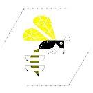 Bee by ioannaxor