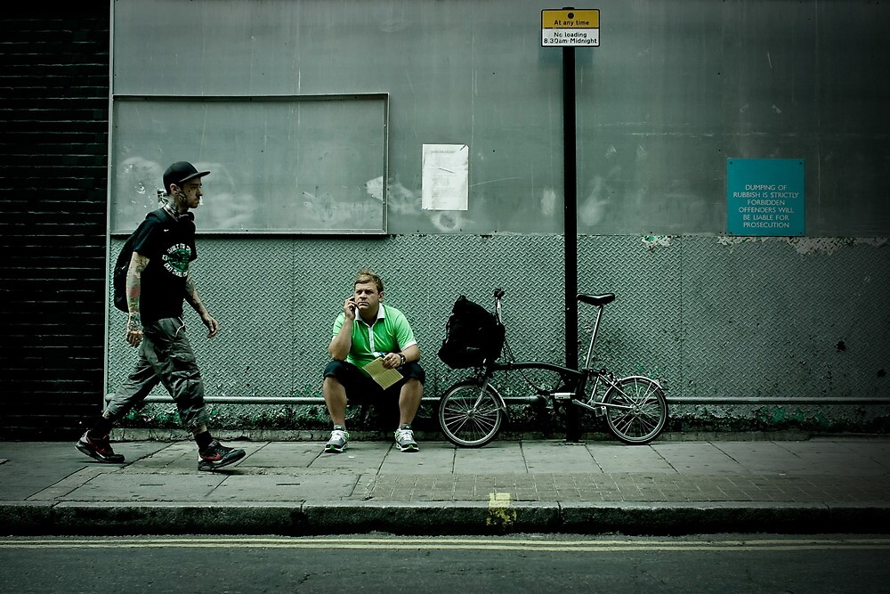 brompton by Tony Day