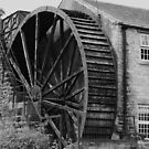 The old watermill, Pateley Bridge, North Yorkshire by monkeyferret