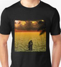 Tropical Honeymoon Unisex T-Shirt