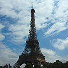 Eiffel Tower by Coloursofnature