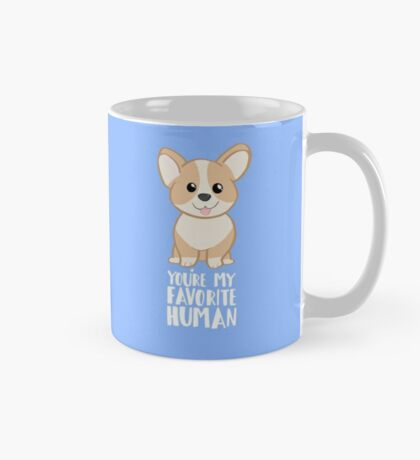CORGI - DOG - You're my favorite person Mug