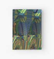 Cuaderno de tapa dura Artful Arches