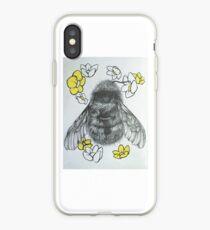 Vinilo o funda para iPhone Bumble bee