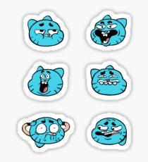 Amazing Gumball Sticker