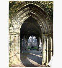 Margam Abbey Poster