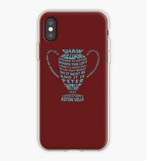 Aston Villa European Cup 1982 iPhone Case