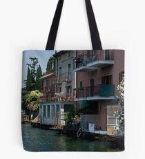 Lake Garda - Malcesine Tote Bag