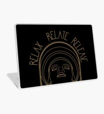 Relax Relate Release: Femininities Collection Laptop Skin