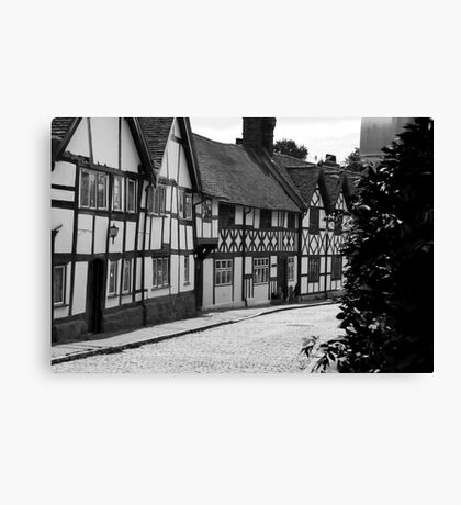 Old England Canvas Print