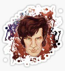 Eleventh Doctor Sticker