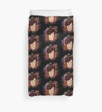Eleventh Doctor Duvet Cover