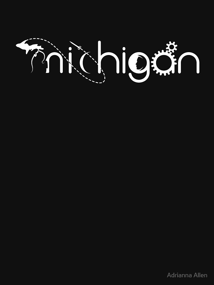Space by State: Michigan by photonart