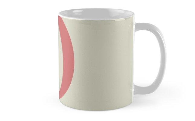 Phi Math Symbol Minimal Mugs By Ozgur Kusakoglu Redbubble