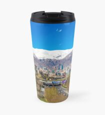 Crystal clear Tehran Travel Mug
