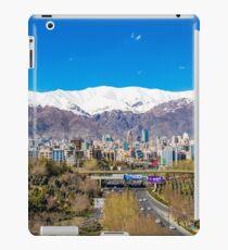 Crystal clear Tehran iPad Case/Skin