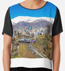 Crystal clear Tehran Chiffon Top