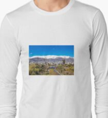 Crystal clear Tehran Long Sleeve T-Shirt