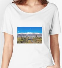 Crystal clear Tehran Relaxed Fit T-Shirt