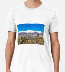 Crystal clear Tehran Premium T-Shirt