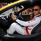 Lewis Hamilton - Festival of Speed 2010 by M-Pics