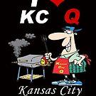 I Love KC Q - Kansas City BBQ by BWBConcepts